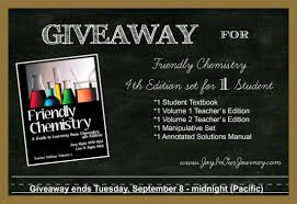 friendly chemistry for homeschooled high schoolers review and