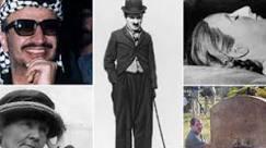 Veja 10 figuras proeminentes que também tiveram seus corpos ...