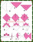 วิธีการพับกระดาษ | wedoodee