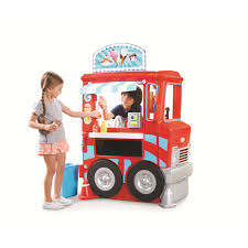 little tikes 2 in 1 food truck toys