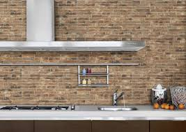 brick effect kitchen wall tiles gallery including london red tile