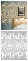 best 25 painted wall borders ideas on pinterest wall paper