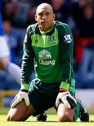 everton's tim howard