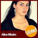 Aline Ribeiro, 18 anos