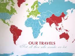 World Map Pinboard by Maps Update 1312866 World Traveler Map U2013 Maps Update 1300870