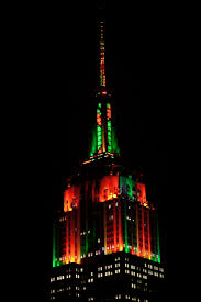 Empire State Building Floor Plans Esb Annual Halloween Music To Light Show Empire State Building