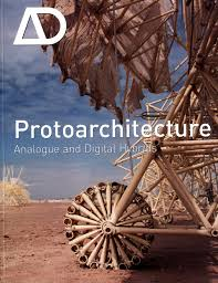 AD: Protoarchitecture: Analogue and Digital Hybrids (Edited by Bob Sheil) features work by Horhizon members Sara Shafiei, Kenny Tsui and Tobias Klein - protoarch