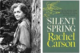 Rachel Louise Carson dan bukunya; 'Silent Spring'/Image by Google