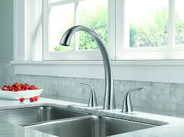 What Is The Best Kitchen Faucet Best Two Handle Kitchen Sink Faucets Reviews Findthetop10 Com