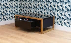 modern wood and glass coffee table coffee table chic arcade coffee table ideas arcane coffee table