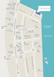 Metro Manila Map by Oak Harbor Dmci Homes