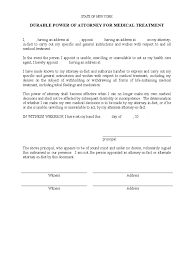 Free Printable Power Of Attorney by New York Power Of Attorney Form Free Templates In Pdf Word