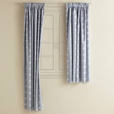 kids u0027 blackout curtains grey star blackout curtains bedding