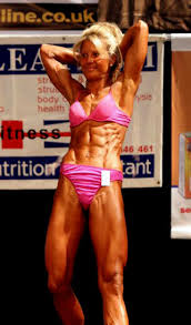 Posted: 2006-10-04 03:34:40. This is British 45kg champ, and fitness instructor, Denise Mellor, who will be fighting Patti Teran of the usa - denise_swimsuit