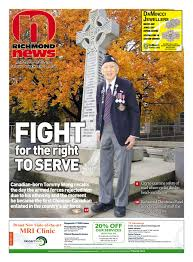 regency lexus richmond richmond news november 11 2016 by richmond news issuu