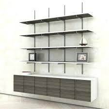 Wall Hanging Shelves Design Modern Wall Mounted Shelving U2013 Bookpeddler Us