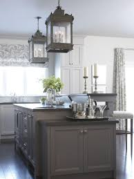 kitchen island table ideas and options hgtv pictures white country kitchen with island