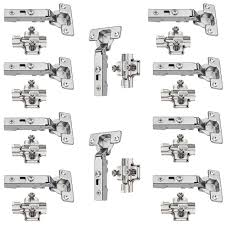 Buy  X Soft Close Kitchen Cupboard Cabinet Door Hinges Cruciform - Kitchen cabinet soft close