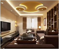 pop design for roof of living room
