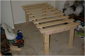 Build Your Own Platform Bed Base by Cheap Easy Low Waste Platform Bed Plans 7 Steps With Pictures