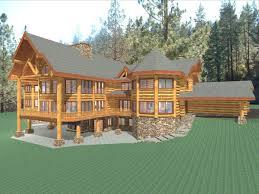 Luxury Log Home Floor Plans by Hawkeye 15281 Sq Ft Luxury Log Home Plans Log Cabin Kit