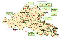 Zip Code Map Nc wims county id maps