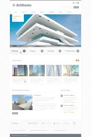 best responsive interior design and architecture html5 templates