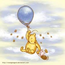 Image result for classic pooh bear and honey