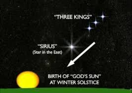 solsticio de invierno