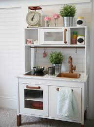 Apartment Therapy Kitchen by Ikea Duktig Play Kitchen Hack I Spray Painted The Kitchen White
