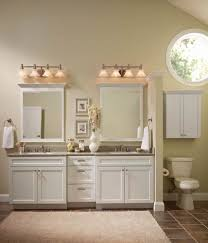 creative of white bathroom cabinet ideas pertaining to home design