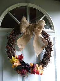 buy burlap by the yard it is inexpensive and has so many uses for
