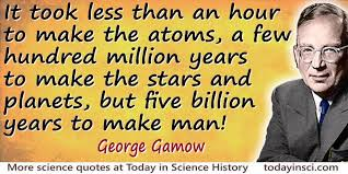 Man Quotes       quotes on Man Science Quotes   Dictionary of Science Quotations and Scientist Quotes Today In Science History