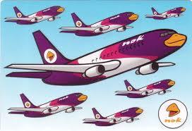 Hãng Hàng không giá rẻ Nok Air (Thailand)