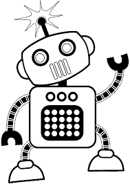 robot coloring pages olegandreev me