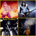 Ace Frehley ☆ - Let Me Entertain You Musicians Fan Art (31606040 ...