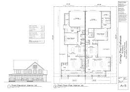 Floor Plan With Roof Plan by Green Newbury
