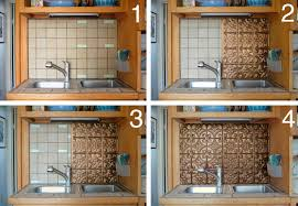 How To Put Backsplash In Kitchen Kitchen How To Install A Kitchen Tile Backsplash Hgtv Tin In