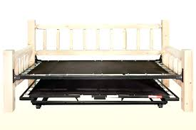 Full Size Trundle Bed Frame Ikea High Bed Frame Twin Bed Frame For Kids Size Wood With