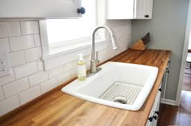 Reviews Of Ikea Kitchen Cabinets Furniture Appealing Butcher Block Countertops For Kitchen