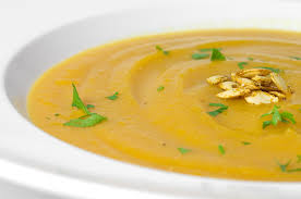 curried butternut squash soup cook diary
