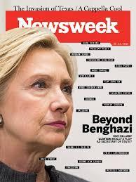 Hillary Clinton Newsweek Nina Burleigh