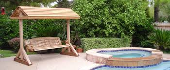 Outdoor Patio With Roof by Furniture Lovely Porch Swings For Outdoor Furniture Ideas