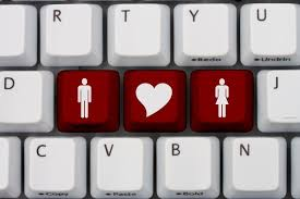 Above  a highly technical illustration of how online dating works Karen Roach   Shutterstock