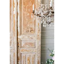 french country style eloquence pair of vintage doors 1940