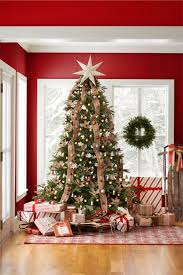 Christmas Decor In The Home 60 Best Christmas Tree Decorating Ideas How To Decorate A