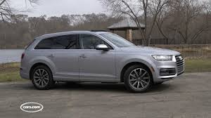 Audi Q7 Colors 2017 - 2017 audi q7 video news cars com