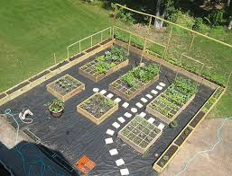 Planning A Raised Bed Vegetable Garden by Which Direction To Face A Vegetable Garden Small Vegetable