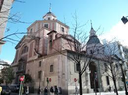 San Sebastian Church, Madrid
