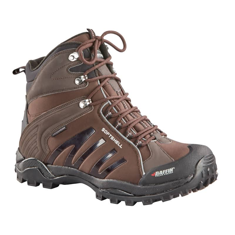 Baffin Zone Winter Boot Brown 10.5 US SOFTM006-BBJ-10.5